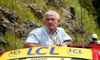 Il Tour de France ha un giudice di gara che vive in Martesana