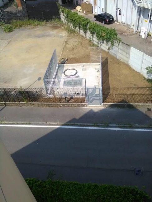 antenna 5g vicina alle abitazioni protesta
