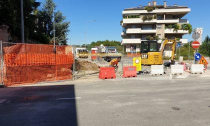 Sicurezza stradale chiuso il sottopasso di Melzo per realizzare il nuovo incrocio