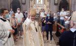 L'arcivescovo Delpini a Gorgonzola per il bicentenario della chiesa FOTO