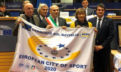 Cernusco sul Naviglio è la migliore Città europea dello sport 2020