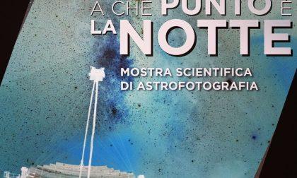 Mostra scientifica di astrofotografia a Segrate