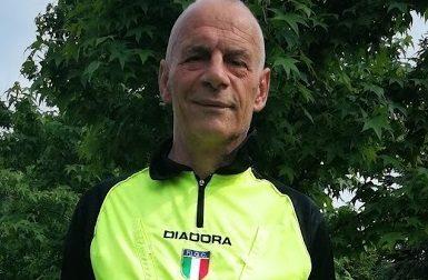 L'arbitro Vittorio è scomparso all'improvviso, commozione a Pessano