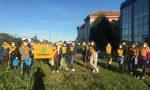 Studenti del Bellisario all'opera per… ripulire il mondo FOTO