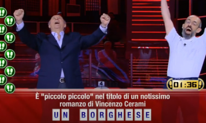 Don Andrea Rabassini trionfa a Caduta Libera: vinti 25mila euro VIDEO