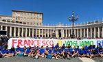 Il saluto di Papa Francesco ai quattordicenni di Cernusco sul Naviglio