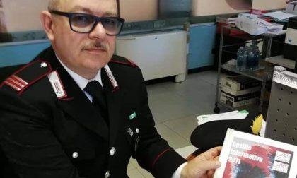 Ha un infarto mentre è in vacanza, addio all'ex comandante dei Carabinieri di Pioltello
