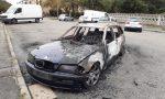 Due auto bruciate a Pioltello FOTO