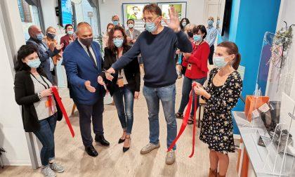Ha aperto nel mezzo dell'isola pedonale di Cernusco sul Naviglio il Centro medico Sant'Agostino