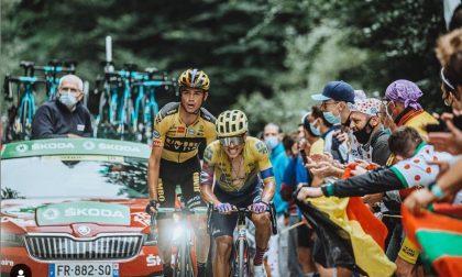 Un (gran) pizzico di Martesana al Tour de France