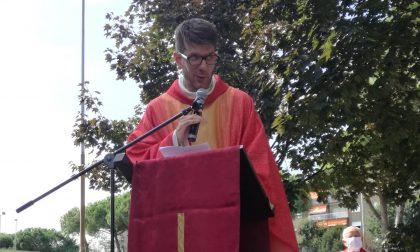 Prima Messa in oratorio a Gorgonzola per don Alessandro Fornasieri