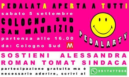 Biciclettata e concerto jazz per sostenere Alessandra Roman Tomat