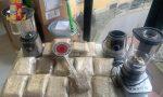 Scoperta una raffineria di droga: arrestati due trafficanti con 8 chili di eroina