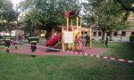 Bambino di 6 anni soccorso al parco giochi da ambulanza e pompieri FOTO
