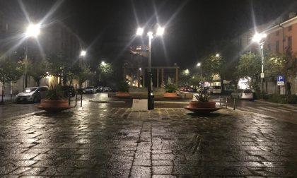 La prima notte di coprifuoco. Strade vuote in tutta la Martesana FOTO VIDEO