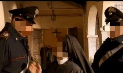 Atti osceni e frasi volgari sotto la finestra del convento: denunciato stalker 71enne