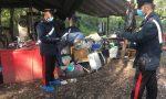 Arresto cardiaco, 47enne muore nella baraccopoli abusiva FOTO