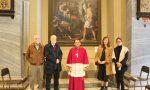 L'arcivescovo Delpini svela il quadro del Seicento appena restaurato FOTO