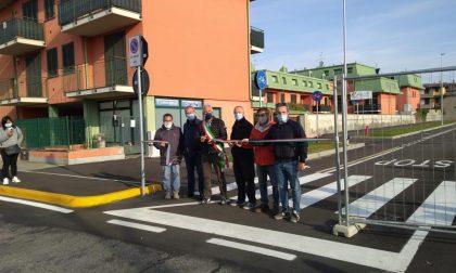 Pozzo, ha aperto il parcheggio di via XXV Aprile (con una novità)