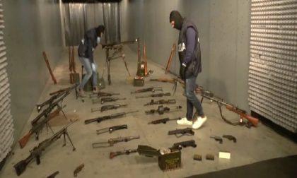 Dal missile di Gallarate, alle armi verso l'Afghanistan: arresti per traffico di armi