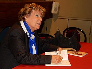 Dacia Maraini in diretta per la Giornata contro la violenza sulle donne anche con primalamartesana.it