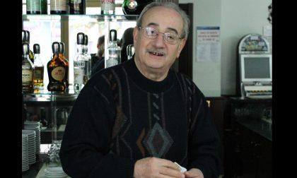 Il Covid si è portato via un pezzo di storia di Pioltello: addio al barista Antonio