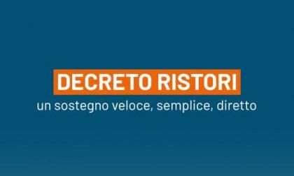 """Decreto Legge 23 novembre 2020, n. 154 - """"Ristori Ter"""""""