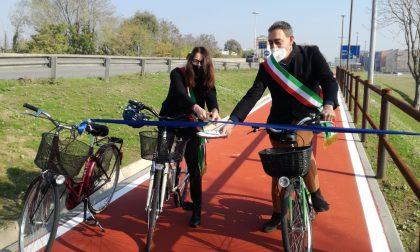 Una pista ciclabile dedicata a Gino Bartali FOTO