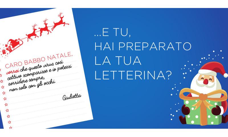 Dove Si Trova In Questo Momento Babbo Natale.Scrivi Anche Tu A Babbo Natale Per Ogni Letterina Un Pasto Donato A Chi Ha Bisogno Prima La Martesana