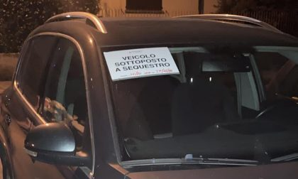 Le telecamere non perdonano: sequestrati 43 veicoli senza assicurazione dall'inizio dell'anno