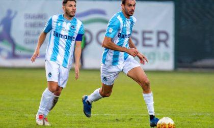Giana, sconfitta di misura 2-1 contro la capolista Como