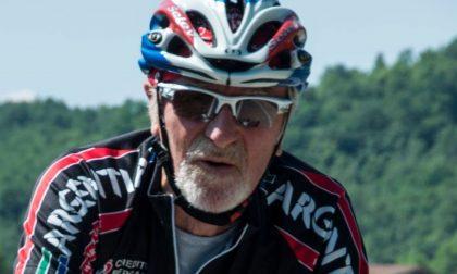 L'Asd Argentia ciclismo piange uno dei  fondatori