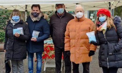 Mascherine donate agli over 65 a Gorgonzola