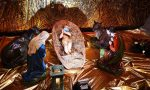 Nel Presepe è arrivato Gesù Bambino… con la mascherina