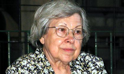 """Bussero ricorda Lidia Menapace, la partigiana che era """"di casa"""" in paese"""