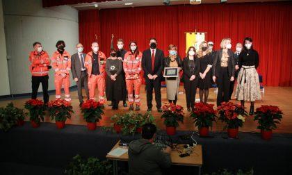 Esselunga fa un regalo da centomila euro alla Croce Verde