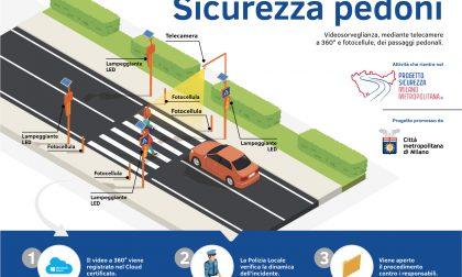 Progetto sicurezza Città Metropolitana