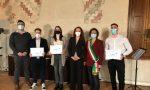 Rodano ha reso omaggio agli studenti eccellenti e alla Protezione Civile FOTO