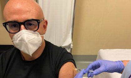 Vaccini Covid: anche un primario della Martesana tra i primi vaccinati