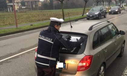Tre veicoli senza assicurazione sequestrati in un solo pomeriggio
