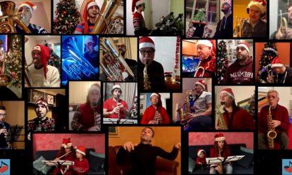 Il concerto di Natale della Banda de Cernusc è on line VIDEO