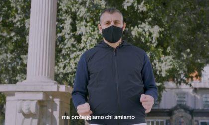 """Bobo Vieri sta con la prevenzione: """"Divertitevi, ma proteggiamo chi amiamo"""" VIDEO"""