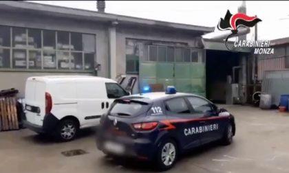 Operazione dei Carabinieri a Cassano e Calusco,  in  manette due operai – VIDEO