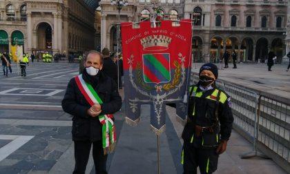 Anche Vaprio presente alla Messa degli Alpini in Duomo a Milano