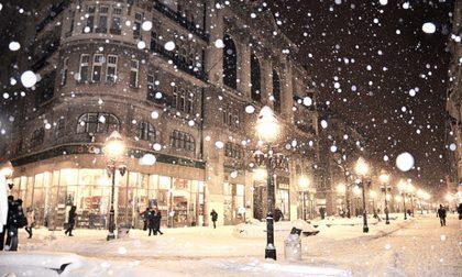 Arriva la neve in pianura in Lombardia! | Previsioni meteo