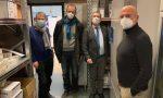 Un frigo per conservare i vaccini in dono all'Asst di Melegnano e Martesana