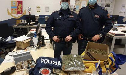 Nelle mutande nascondeva la droga. Arrestato pusher classe 2000