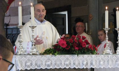 Si è spento don Giuseppe Cardani, decano della Curia di Milano