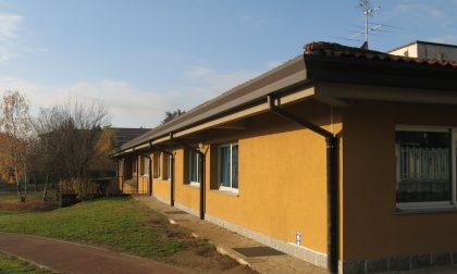 A Grezzago il tetto della scuola… piange