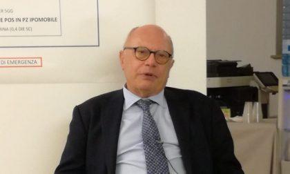 Faccia a faccia (online) con l'infettivologo Massimo Galli per i ragazzi di Cernusco